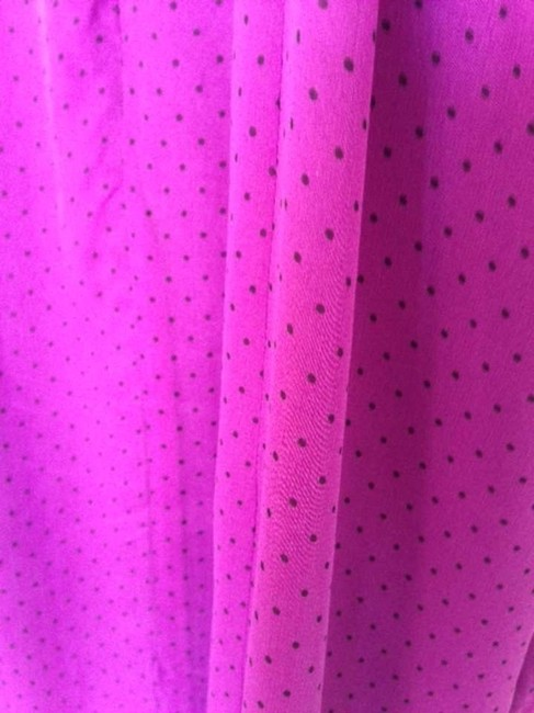 Nanette Lepore Polka Dots Silk Dress