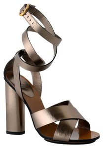 Gucci Light Bronze Sandals