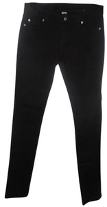 Blue Asphalt New Comfortable Long Cut Straight Leg Jeans-Dark Rinse