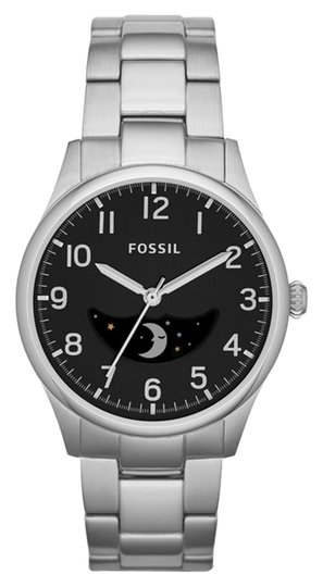 Fossil Fossil FS4848 Male Fashion Watch Silver Analog