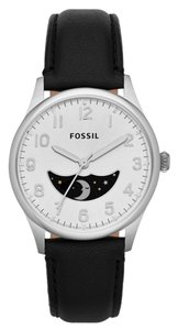 Fossil Fossil Male Fashion Watch Watch FS4846 Black Analog