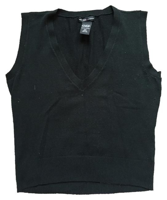 Express Cropped Career Business Casual Vest