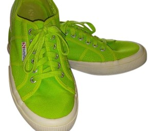 Superga Lime green Athletic