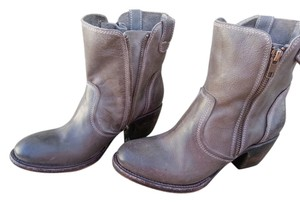 Steven by Steve Madden Freebird South Mushroom Brown New Grey Boots
