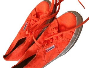 Superga Sneaker Orange Bright Athletic
