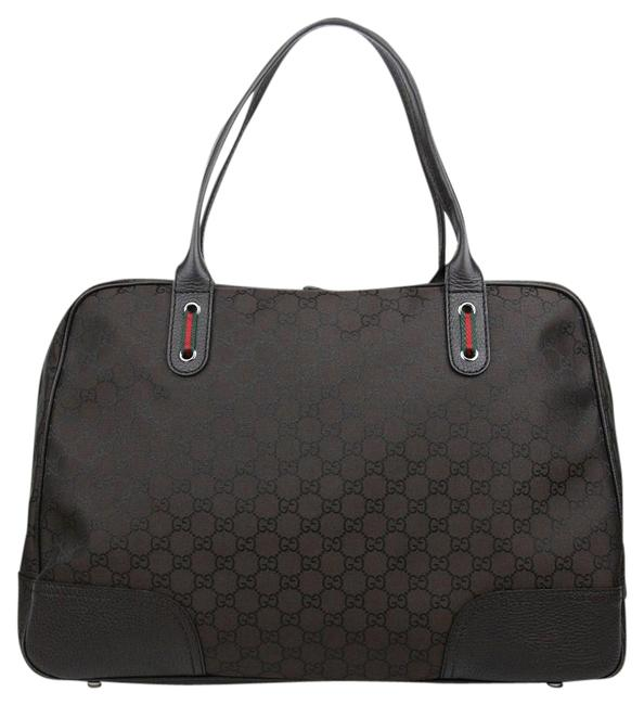 Item - Tote New Large Business Web Detail 293595 2074 Brown Nylon Weekend/Travel Bag