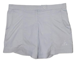 Le Coq Sportif France Tab Waist Board Shorts gray