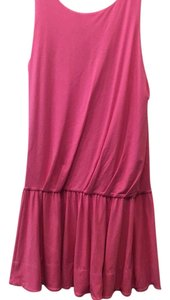 Marc Jacobs short dress Pink on Tradesy