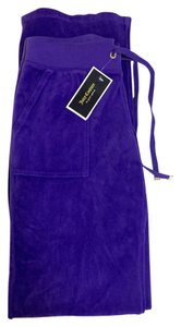 Juicy Couture Boot Cut Pants Purple