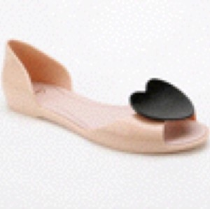 Dream by Melissa Beige Flats