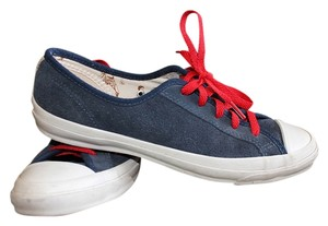 Converse Chucks Red Nautical Navy and White Athletic