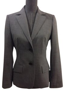 Hugo Boss Size 6 Gray Blazer