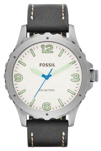 Fossil Fossil Male Fashion Watch JR1461 Black Analog
