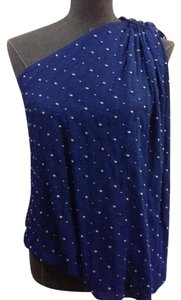 Robert Rodriguez Robert Rodriguez; Blue Size 4 One Top Cobalt Blue