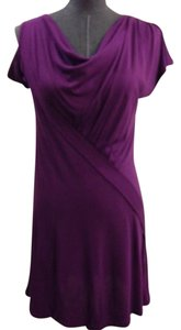 Nanette Lepore short dress Purple Size Xs on Tradesy