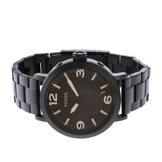 Fossil Fossil Male Clyde Watch JR1393 Black Analog