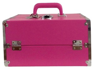 Other Cosmetic Aluminum Train Case -PINK by Japonesque