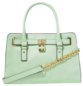 Boutique Satchel in Mint to Be (Mint Green)
