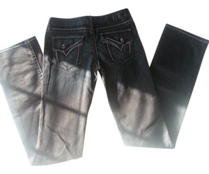 MONARCHY Straight Leg Jeans