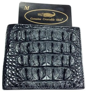 Men's Crocodile Wallet