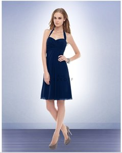 Bill Levkoff Navy 153 Dress