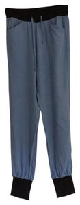 Rag & Bone Baggy Pants Blue