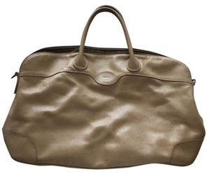 Longchamp Satchel in Light Brown
