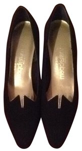 Maglia Black With Gold Trim Flats