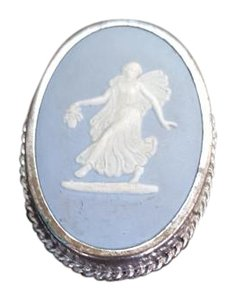 Other/Vintage Wedgewood Blue Cameo Brooch
