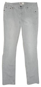 SO Denim Skinny Jeans-Light Wash
