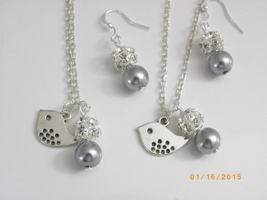 Other Set Of 6 Bridesmaid Necklaces And Earrings