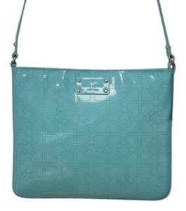 Kate Spade Turquoise Cross Body Bag