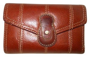 Liz Claiborne leather tri fold