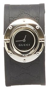 Gucci Gucci 112 Twist Stainless Steel Quartz Watch (88648)