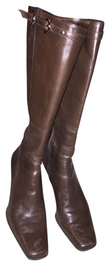 Michelle B Brown Boots