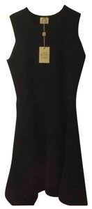 Torn by Ronny Kobo Bodycon Fitted Ribbed Sleeveless Dress