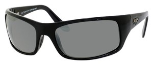 Maui Jim Maui-Jim 202-02 PEAHI Grey Sunglasses