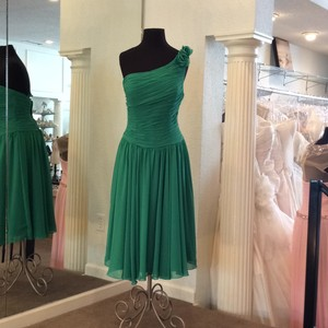 Mori Lee Shamrock Dress