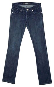 Rock & Republic Low Rise Straight Leg Jeans