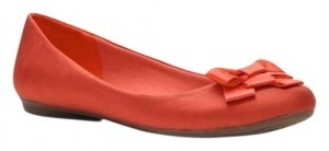 Fergalicious by Fergie Summer Spring Adele Coral Flats