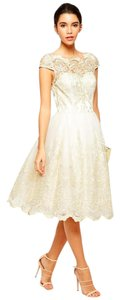 Chi Chi London Lace Classic Prom Dress