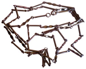 Other Like New Stainless Steel Chain Necklace
