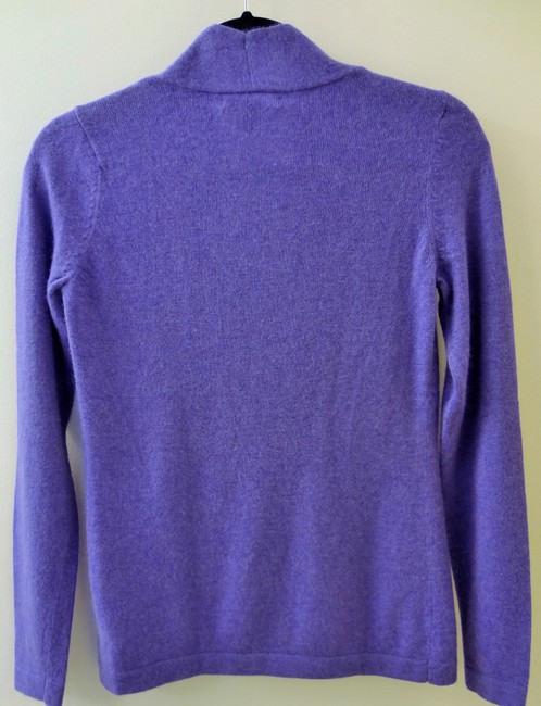 Banana Republic Cashmere V-neck Wool Angora Rabbit Hair Sweater