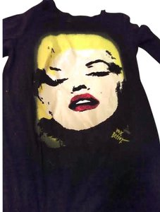 Betsey Johnson short dress Black Marilyn Warhol on Tradesy