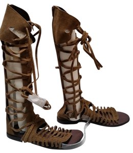 84e07d38139b Free People Gladiator Sandals - Up to 80% off at Tradesy