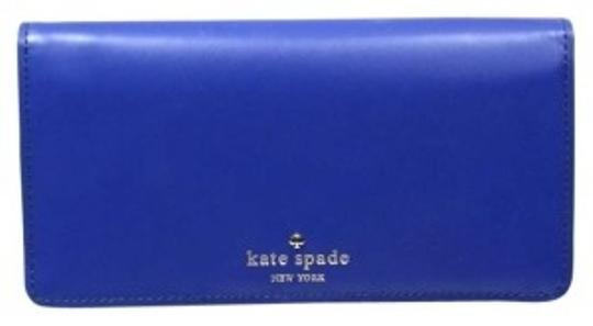 Preload https://item4.tradesy.com/images/kate-spade-blue-stacy-colorblock-wallet-167308-0-0.jpg?width=440&height=440