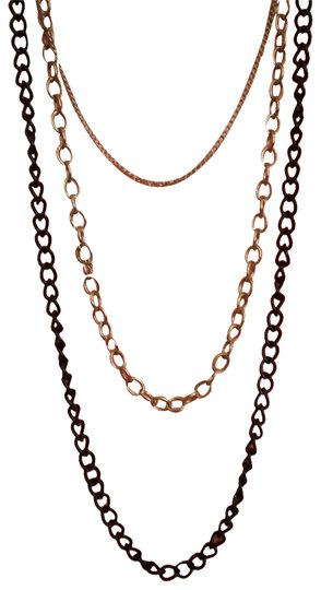 Preload https://item1.tradesy.com/images/long-4-chains-necklace-167310-0-1.jpg?width=440&height=440