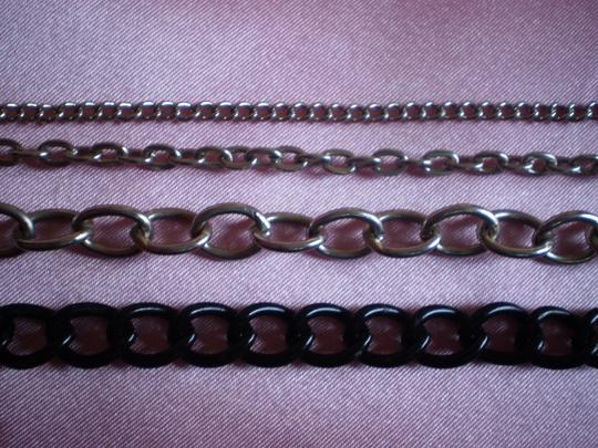 other Long 4 Chains Necklace
