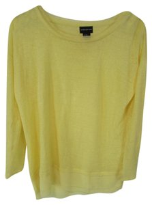 Central Park West Solid Top Yellow