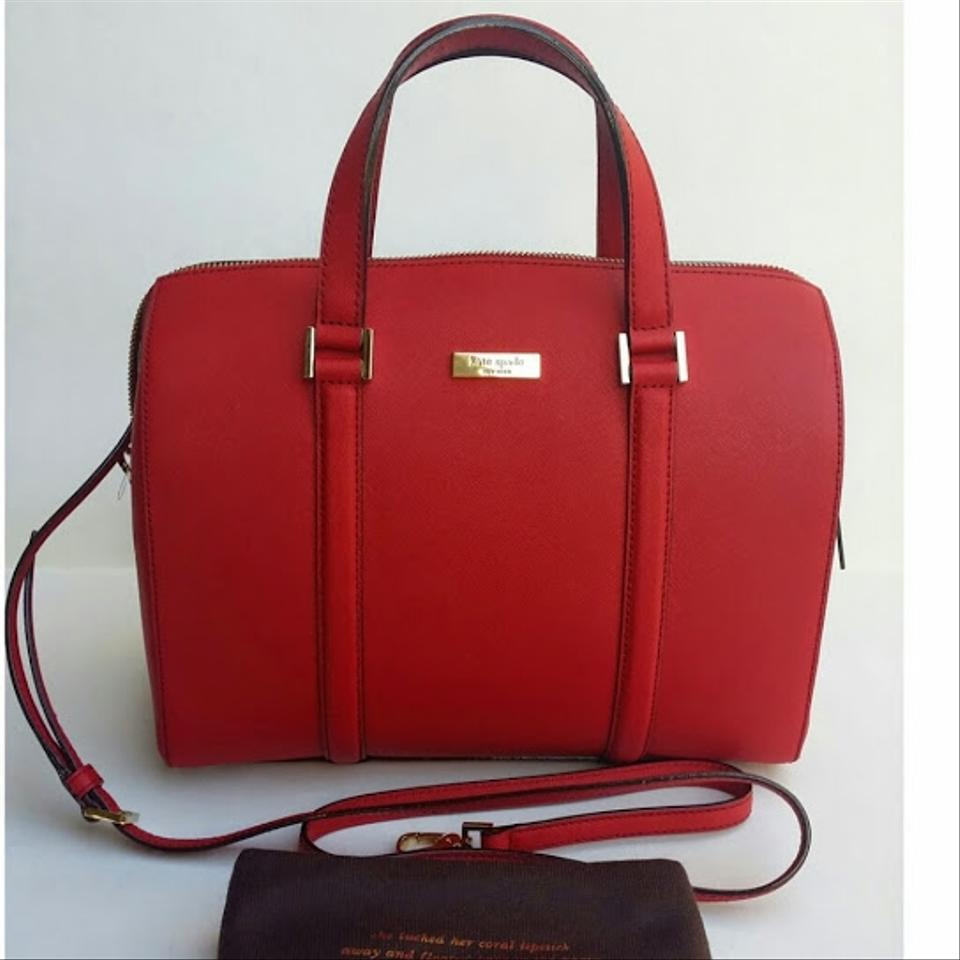 Kate Spade Red Shoulder Bag 112